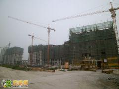 金世纪花园工程进度(2012.07.19)