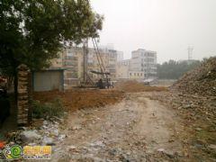 中和商厦开始动工(2012.07.19)