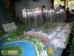 龙仕·公园里沙盘(2012.08.03)
