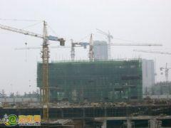 御景江山城施工现场(2012.8.07)