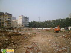 中和商厦打桩完毕(2012.08.11)