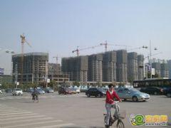 金世纪花园工程进度(2012.10.07)