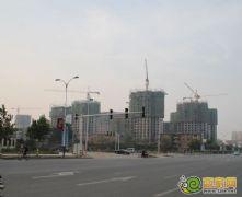赵都新城3号地实拍(2012.10.07)