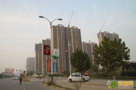 赵都新城4号地实拍(2012.10.07)