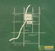 龙仕·公园里区位图
