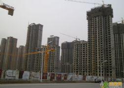赵都新城7号地工程进度(2013.02.18)