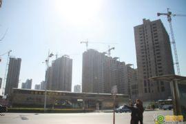 金世纪花园工程进度(2013.04.06)
