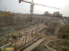 阿尔卡迪亚阳光苑1号楼工程进度(2013.5.7)
