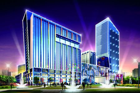 阳光天鸿商业广场