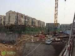 站南旺角工程进度图(2014.04.16)