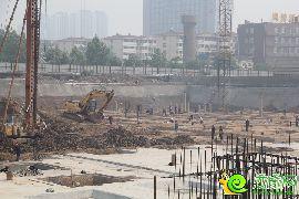 盛瑞华庭工地实景(2014.04.30)