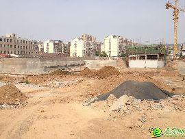 站南旺角工程进度图(2014.5.9)