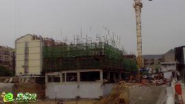 站南旺角工程进度图(2014.5.16)