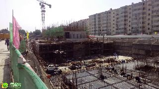 宜家花园工程实景(2014.05.05)