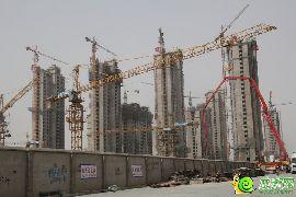 枫景华庭工地实景(2014.5.27)