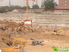 卓冠美景城工程实景(2014.5.27)