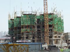 汉成华都2号楼进度(2014.05.04)