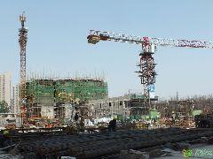 汉成华都3号楼进度(2014.05.04)