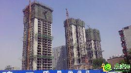 盛锦花园实景图(2014.05.05)