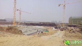 阳光东尚实景图(2014.05.22)