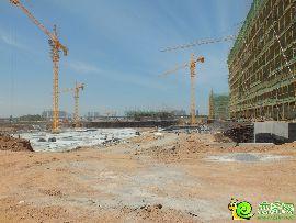 阳光东尚工程进度(2014.05.29)