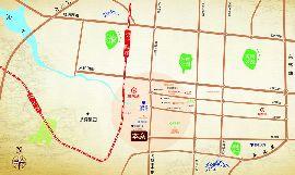 站南旺角区位图