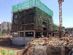 站南旺角工程进度图(2014.06.09)