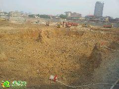 阳光新卓广场实景图(2014.06.11)