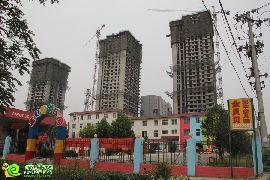 盛锦花园实景图(2014.06.11)