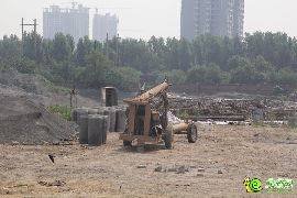 兆通华苑工程进度(2014.06.05)
