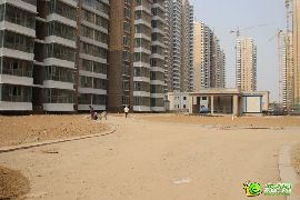 汉成华都实景图(2014.06.11)