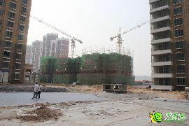 汉成华都4#实景图(2014.06.11)