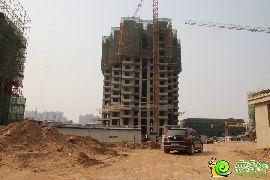 汉成华都2#实景图(2014.06.16)