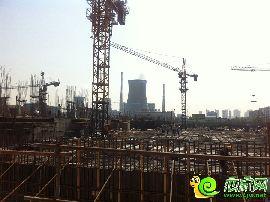 盛瑞华庭工地实景(2014.6.4)