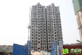 阳光苑6#工程进度(2014.6.30)