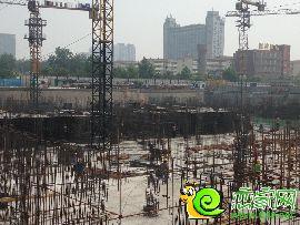 盛瑞华庭实景图(2014.6.30)