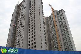 锦绣江南1#、3#楼实景图(2014.07.25)