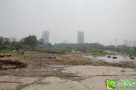兆通华苑工地实景(2014.07.03)