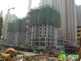 汉成华都实景图(2014.07.05)
