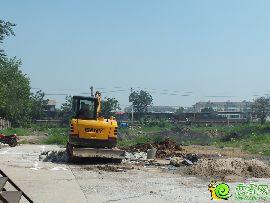 兆通华苑工地实景(2014.07.11)