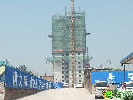盛锦花园1#实景图(2014.07.15)