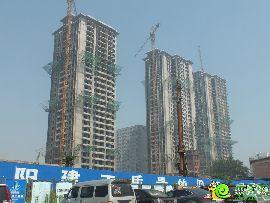 盛锦花园实景图(2014.07.15)