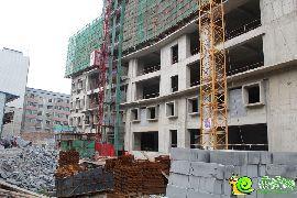 新城国际综合楼实景图(2014.07.23)