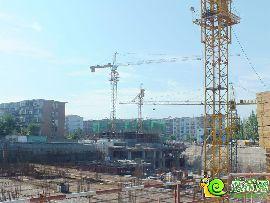 億順博奧大廈工程實景(2014.7.29)