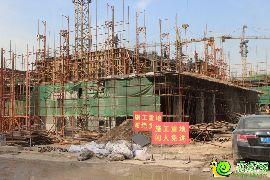 金百合项目西区实景图(2014.7.15)