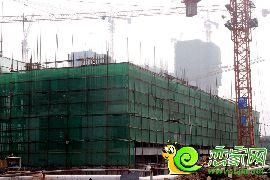 金百合项目西区7#楼实景图(2014.7.7)