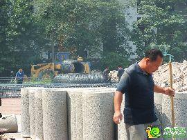 龙鼎国际实景图(2014.7.17)