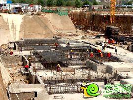 赵都新城17S地实景图(2014.7.29)