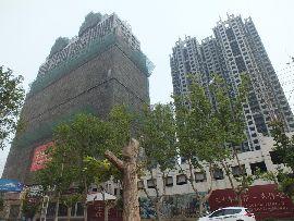 龙湖公馆实景图(2014.07.03)