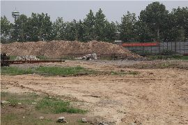 环球中心工地(2014.07.07)